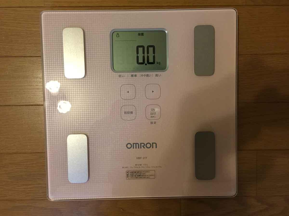 電機 体重 計 ヤマダ
