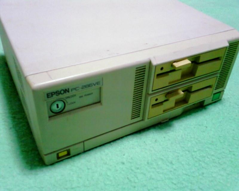 レビューメディア「ジグソー」EPSONの98互換機!