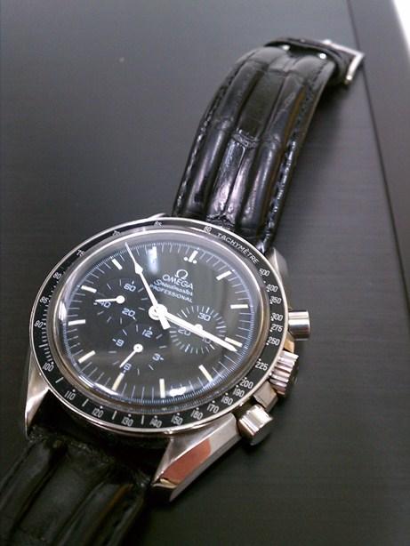 purchase cheap 8837a b34d3 一生一本 - オメガ スピードマスター プロフェッショナルの ...