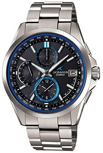 電波ソーラーOCW-T2600L-1AJF 腕時計OCEANUS メンズ CASIO オシアナスクラシックライン c1bab9837f9