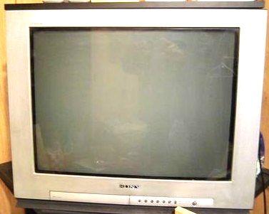 wega ベガ アークデザインが売りでした アナログカラーテレビ