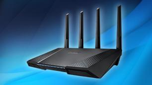 ASUS RT-AC87U ~複数のスマホ、タブレット、PC、ゲーム機をつないでも高速快適ネット環境~