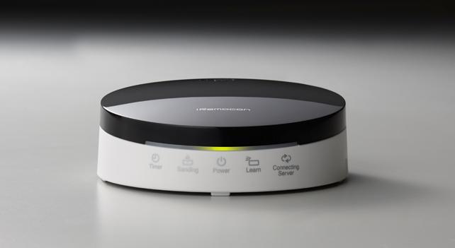 「iRemocon Wi-Fi」 ~ スマホで家電を遠隔操作!Wi-Fi対応学習リモコン ~