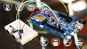 インテル® Edison キット for Arduino ~スケッチサンプル活用編~