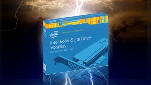 インテル® SSD 750 電光石火レビュー ~速さの感動を報告せよ~