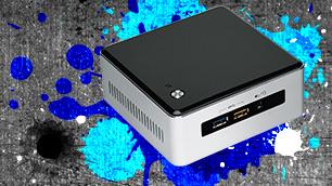 インテル® NUC キット NUC5i7RYH - インテル® PC GAMING REVOLVER REVIEW / BULLET.1 -