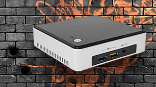インテル® NUC キット NUC5i5RYK - インテル® PC GAMING REVOLVER REVIEW / BULLET.2 -