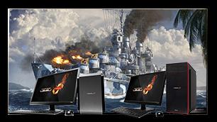 World of Warships 推奨パソコン ~ヤルならこれだ! LEVEL∞ 編~