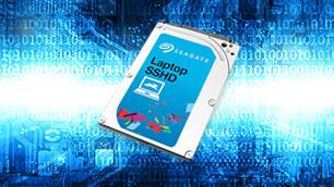 Seagate Laptop SSHD 1TB ~待ち時間削減で快適なゲーミングライフを実現~
