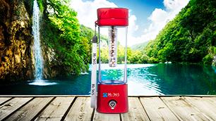 今人気のポータブル高濃度水素水製造機(生成器) H2 365 Hydrogen Water Generator(Made in Japan)