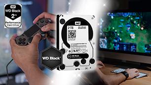 WD Black ~Steam やるなら WD Black!コストパフォーマンスと大容量を両立~