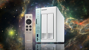 QNAP TS-251A ~バックアップ、同期、リモートアクセス、娯楽に最適~