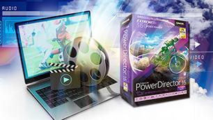 PowerDirector 15 ~360度動画編集に対応!~