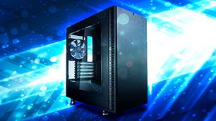 Define Mini C - Window ~容量と効率のバランスを完全に満たすPCケース~