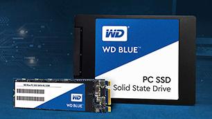 WD Blue SSD ~驚異的なスピードと信頼性を備えたストレージ~