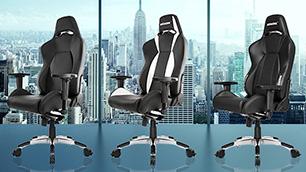 AKRacing Premium オフィスチェア ~生産性の向上に直結~