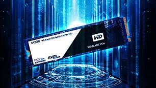 WD Black PCIe SSD ~ゲームの素早い起動、マルチタスクへの対応~