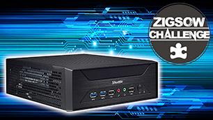 ZIGSOWチャレンジ第8弾!スリム型ベアボーン「XH110G」を自分流にカスタマイズしよう!