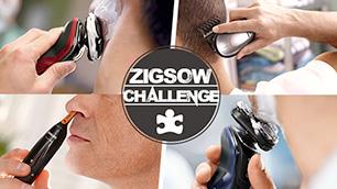 ZIGSOWチャレンジ第10弾!フィリップスのシェーバー&メンズグルーミングセット徹底レビュー