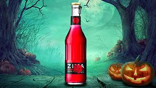 ZIMA(ジーマ) 魔女の林檎と一緒にハロウィンを楽しもう!