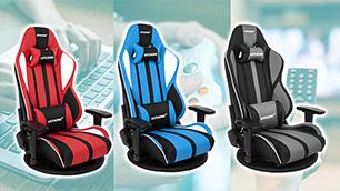 AKRacing ゲーミング座椅子 極坐(ぎょくざ) V2~長期間の使用にも堪えうる耐久性~