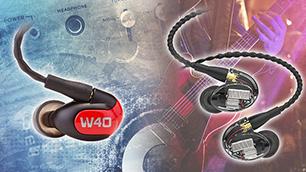 Westone「UM Pro50」「Universal W40」~プロユース向けイヤホンで最高のサウンドクオリティを~