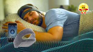 PHILIPS「SmartSleep ディープスリープ ヘッドバンド」で睡眠の質を高めスッキリ目覚よう!