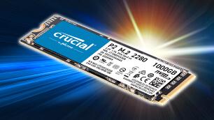 高性能・信頼性・コストパフォーマンスに優れた「Crucial P2 SSD」