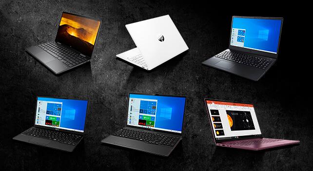 世界最速クラスのAMD Ryzen™ 5000 シリーズ モバイル・プロセッサー採用のノートPCを徹底的に調査せよ*