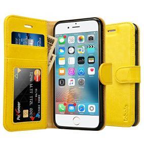 885687c4da 【Labato】 iPhone6S / iPhone6ケース 手帳型 写真入れ 窓付き カード収納 アイフォン6S /アイフォン6 ケース  Labato® case for iPhone 6S / iPhone 6 通用カバー 本革 ...