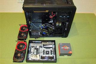 AMD Ryzen(TM) 7 1700X